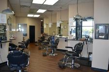 Inside Razor Sharp Barber Shop